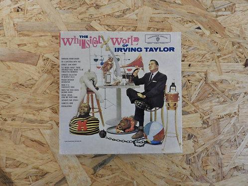 <再生確認済み>「 THE WHIMSICAL WORLD OF IRVING TAYLOR 」 オープンリール 7号 ミュージック テープ
