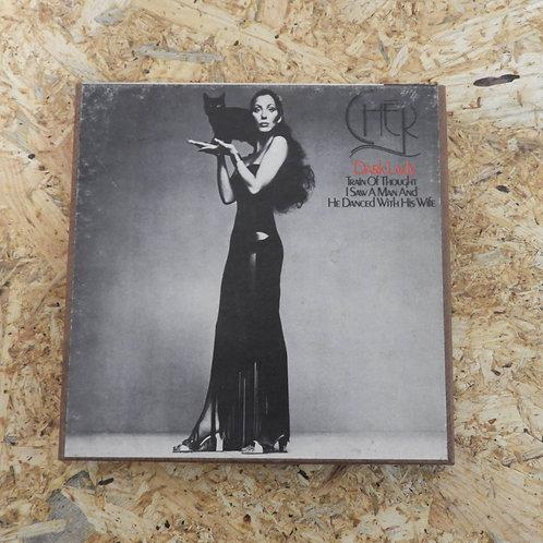 <再生確認済み>「 DARK LADY / CHER 」 オープンリール 7号 ミュージック テープ