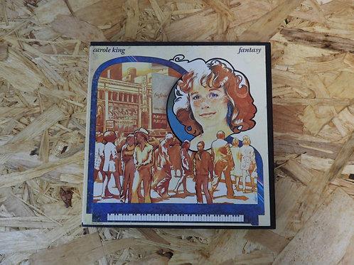 <再生確認済み>「 FANTASY / CAROLE KING 」 キャロル・キング オープンリール 7号 ミュージック テープ