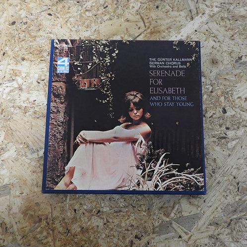 <再生確認済み>「 SERENADE FOR ELISABETH 」 オープンリール 7号 ミュージック テープ