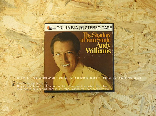 THE SHADOW OF YOUR SMILE / ANDY WILLIAMS