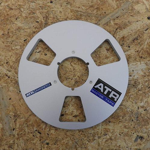 <状態未チェック> オープンリール テープ 10号 メタルリール 218