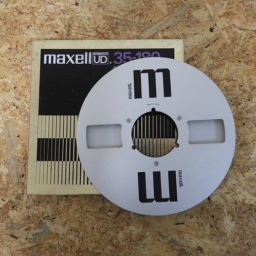 <状態未チェック> オープンリール テープ 10号 メタルリール 222