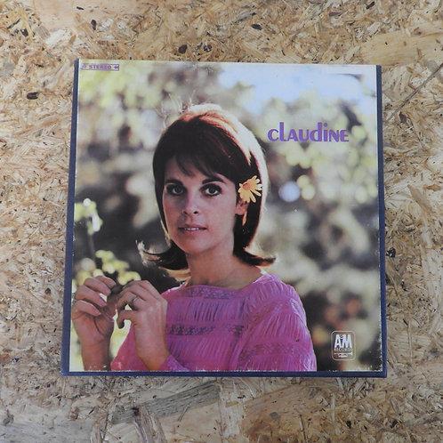 <再生確認済み>「 CLAUDINE / CLAUDINE LONGET 」 オープンリール 7号 ミュージック テープ