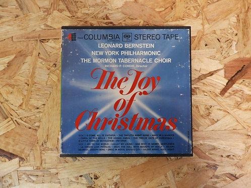 <再生確認済み>「 THE JOY OF CHRISTMAS / LEONARD BERNSTEIN 」 バーンスタイン