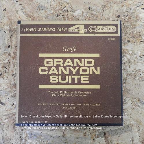 GROFE : GRAND CANYON SUITE / ØIVIN FJELDSTAD