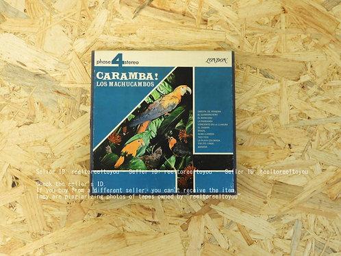 CARAMBA ! / LOS MACHUCAMBOS