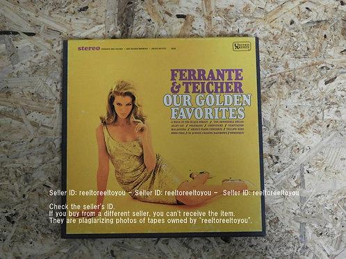 OUR GOLDEN FAVORITES / FERRANTE & TEICHER