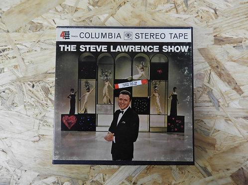 <再生確認済み>「 THE STEVE LAWRENCE SHOW 」 オープンリール 7号 ミュージック テープ
