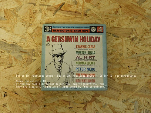 A GERSHWIN HOLIDAY