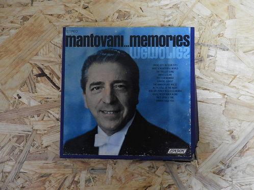 <再生確認済み>「 MANTOVANI... MEMORIES 」 マントヴァーニ オープンリール 7号 ミュージック テープ