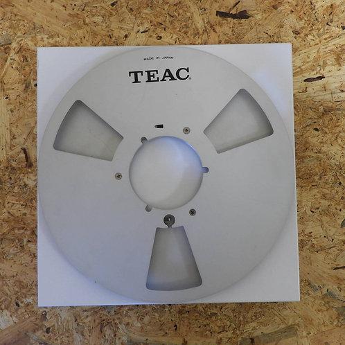 <状態未チェック> オープンリール テープ 10号 メタルリール 075