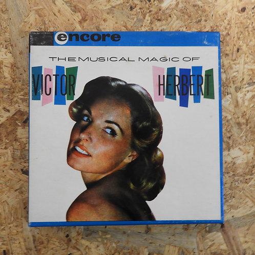 <再生確認済み>「 MUSICAL MAGIC OF VICTOR HERBERT 」 オープンリール 7号 ミュージック テープ