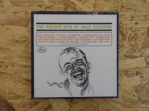 <再生確認済み>「 THE GOLDEN HITS OF BILLY ECKSTINE 」 オープンリール 7号 ミュージック テープ