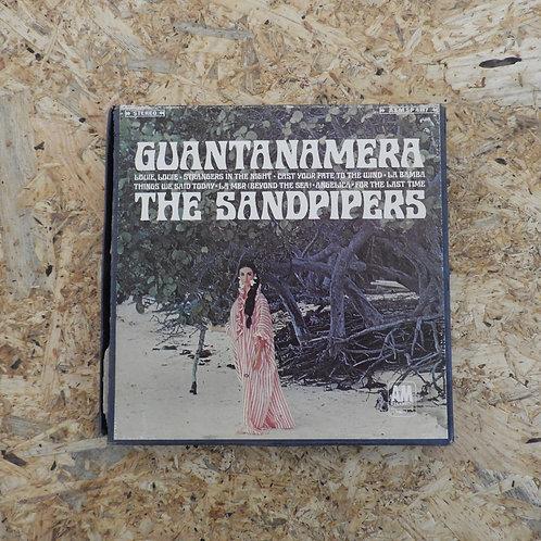 <再生確認済み>「 GUANTANAMERA / THE SANDPIPERS 」 オープンリール 7号 ミュージック テープ