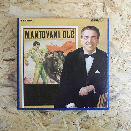 <再生確認済み>「 MANTOVANI OLE 」 オープンリール 7号 ミュージック テープ