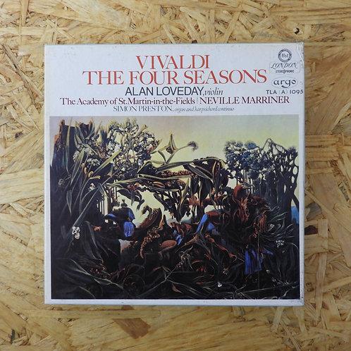 <再生確認済み>「 「四季」作品8の1~4 / ヴィヴァルディ 」 オープンリール 7号 ミュージック テープ