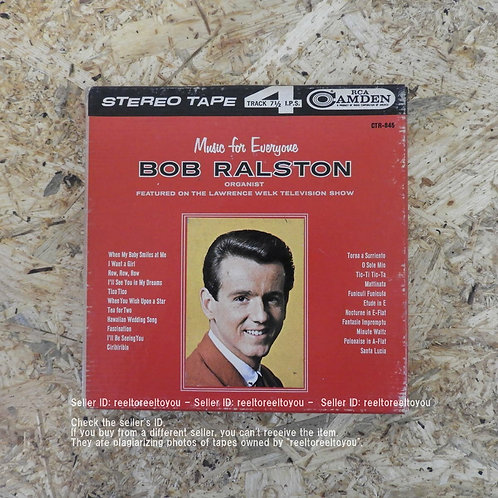 MUSIC FOR EVERYONE / BOB RALSTON