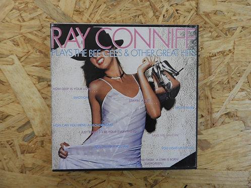 <再生確認済み>「 RAY CONNFF / PLAYS THE BEE GEES & OTHER GREAT HITS 」 オープンリール 7号  テープ