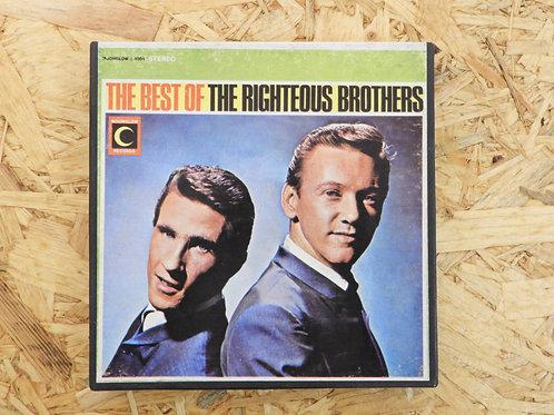 <再生確認済み>「 THE BEST OF THE RAIGHUTEOUS BROTHEERS 」 オープンリール 7号 ミュージック テープ