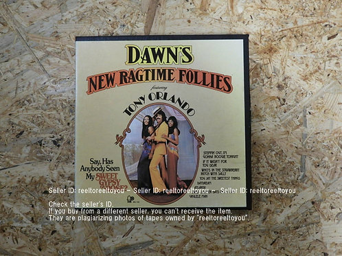 NEW RAGTIME FOLLIES FEATURING TONY ORLAND / DAWN'S