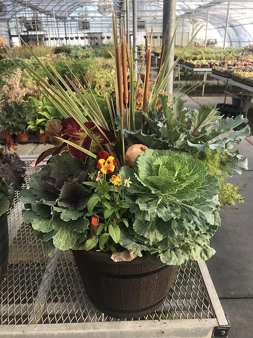 Fall planter#9