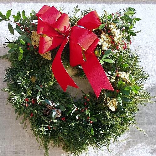 Wreath Class - 2 PM Nov. 28 2020