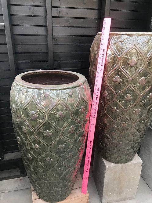 Clay Ceramic vase