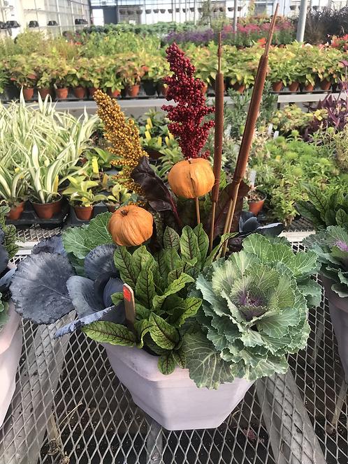 Fall planter#5