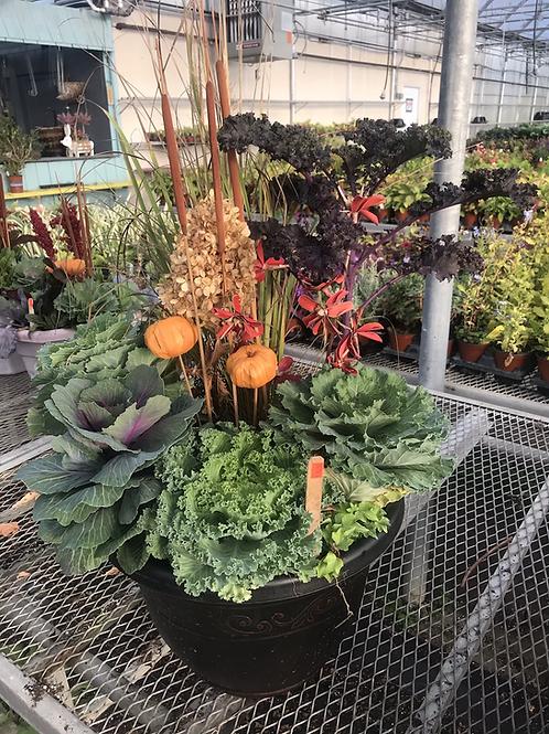 Fall planter #2