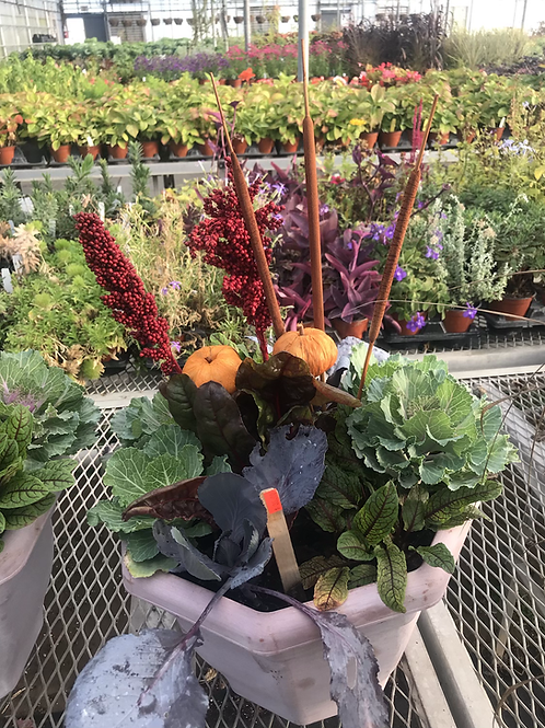 Fall planter #3
