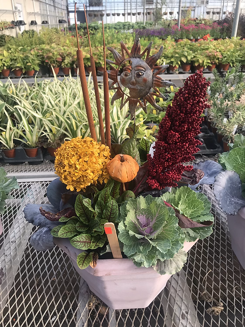 Fall planter#6