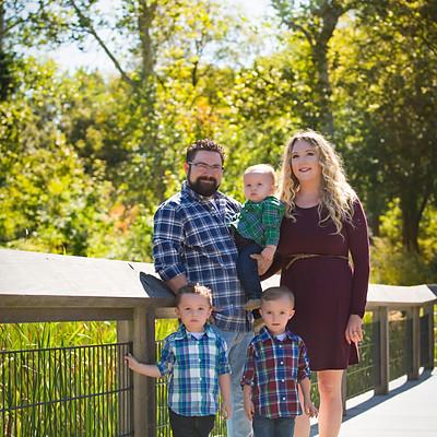 Meghan Family