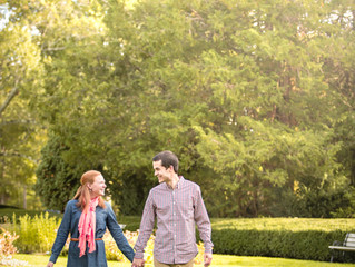 Molly and Tim's Engagement session sneak peek.