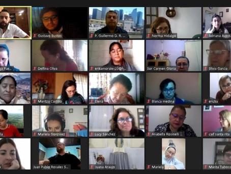 Desarrollo y conclusión del tercer encuentro de la Escuela Berceau