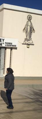 Parroquia San Juan María Vianney y Santuario de la Medalla Milagrosa - Santa Lucía, San Juan, Argentina.
