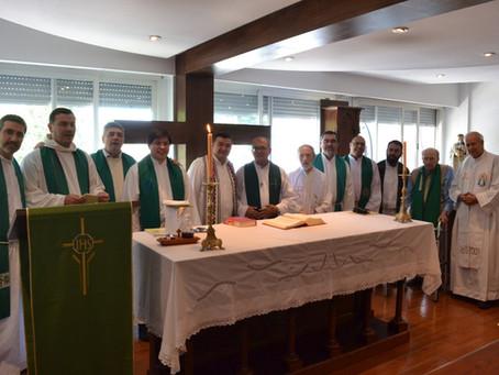 Envío misionero del P. Cayo Palacio CM
