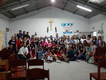 Gesto Misionero de la Familia Vicentina en Ezpeleta