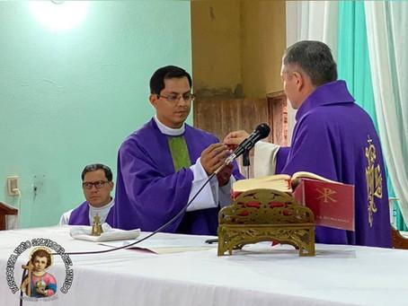 TOMA DE POSESIÓN CANÓNICA DE NUEVO PÁRROCO