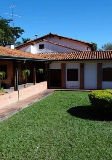 Seminario San Vicente de Paúl - Asunción, Paraguay.