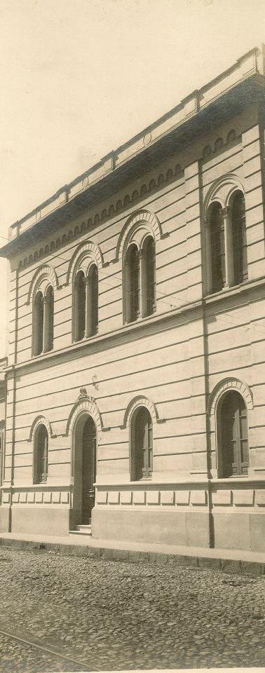 Casa Misión San Vicente de Paúl - Almafuerte, Córdoba, Argentina.