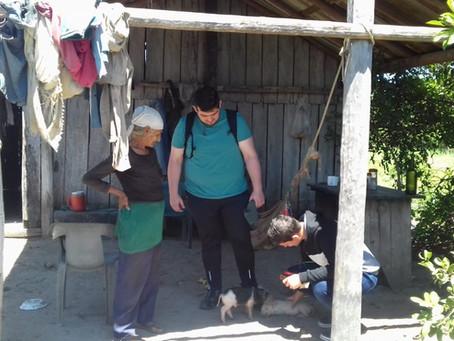 Misión en el Chaco Paraguayo, acompañando a las Hijas de la Caridad