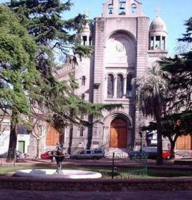 Parroquia San Agustín y Santuario de la Medalla Milagrosa - Montevideo, Uruguay