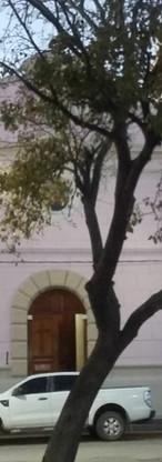 Parroquia Nuestra Señora de la Merced - Villa Ojo de Agua, Santiago del Estero, Argentina.