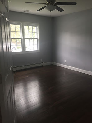Staged Long Island | Staging Your Home For Sale | Home Stager | Configuring Your Home | Increase Value | Sell Your Home | Empty Bedroom | Before