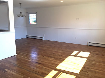 Staged Long Island | Staging Your Home For Sale | Home Stager | Configuring Your Home | Increase Value | Sell Your Home | Vacant Room | Living Area | Before