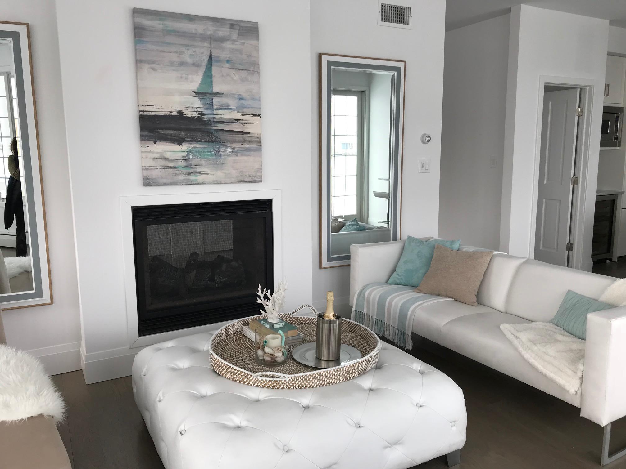 Harbor Living Room