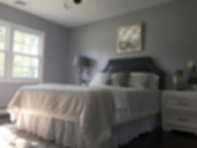 Staged Long Island | Staging Your Home For Sale | Home Stager | Increase Value | Sell Your Home | Staged Bedroom | After Staging
