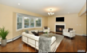 Staged Long Island | Staging Your Home For Sale | Home Stager | Increase Value | Sell Your Home | Living Room | After