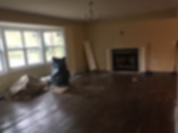 Staged Long Island | Staging Your Home For Sale | Home Stager | Configuring Your Home | Increase Value | Sell Your Home | Construction | Family Room | Living Area | Before